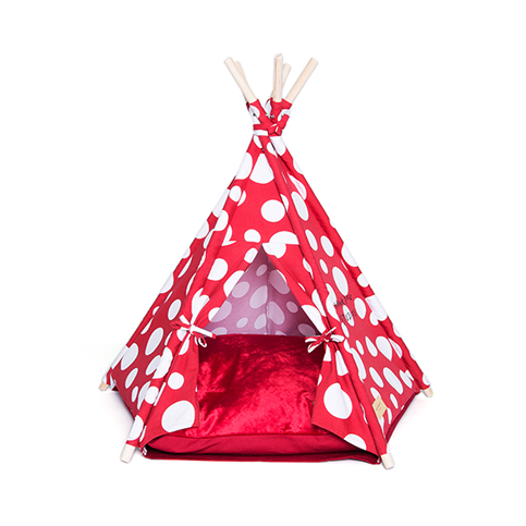 Thank you teepee tent (small)